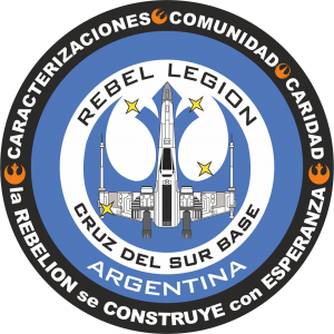 1. LOGO REBEL LEGION ARGENTINA